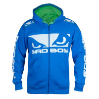Толстовка Bad Boy Walk In 2.0 Hoodie - Blue