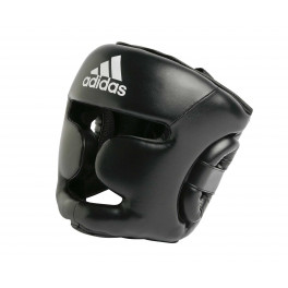 Шлем боксерский Response Training черный adiBHG02