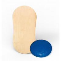 Баланс борд elements eight разрисуй сам с надувным диском