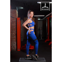 Спортивный комплект bethorn btnc09 женский blue