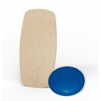 Баланс борд elements wakeboard разрисуй сам с надувным диском