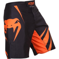 Шорты Venum CHALLENGER - BLACK/NEO ORANGE