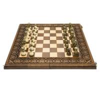 """Шахматы резные """"Королевские"""" 50, Haleyan"""