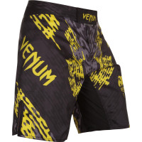 Шорты VENUM NEO CAMO - BLACK/GREY/YELLOW