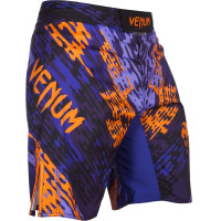 Шорты VENUM NEO CAMO FIGHTSHORTS - BLUE/ORANGE/BLACK
