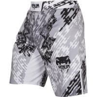 Шорты venum neo camo fightshorts white black