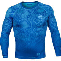 Рашгард Venum Fusion - long sleeve - blue