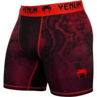Компрессионные шорты FUSION  - BLACK/RED