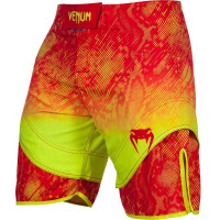 Шорты venum fusion - orange/yellow