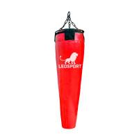 Мешок боксерский Leosport серия специалист конус тент красный