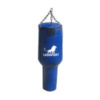 Мешок боксерский Leosport серия специалист гильза тент синий