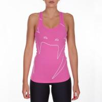 Футболка женская venum assault tank-pink