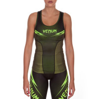 Топ женский VENUM RAZOR TANK TOP - BLACK/YELLOW