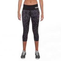 Компрессионные штаны Venum FUSION - BLACK