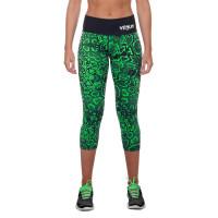 Компрессионные штаны Venum FUSION - GREEN