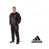 Костюм для сгонки веса Sauna Suit черный adiSS01