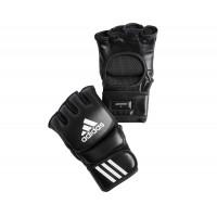 Перчатки для ММА Ultimate Fight черные adiCSG041