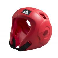 Шлем для единоборств Adizero красный adiBHG028