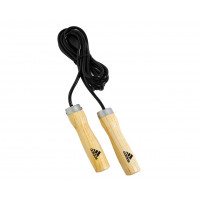 Скакалка Jump Rope Wooden Handle adiJRW02