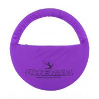 Чехол для обруча с карманом D 750, фиолетовый