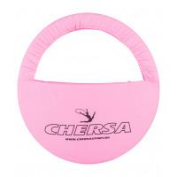 Чехол для обруча с карманом D 650, розовый