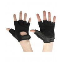 Перчатки для фитнеса SU-114, черные