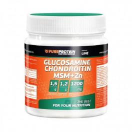 Glucosamine Chondroitin MSM + Zn (100 г)