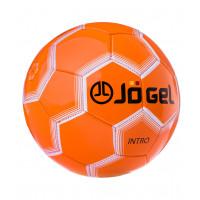 Мяч футбольный JS-100 Intro №5, оранжевый