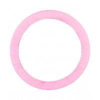 Чехол для обруча без кармана D 890, розовый