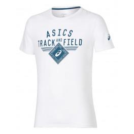 Футболка Asics TRACK & FIELD TOP 131841, 0001