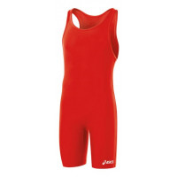 Борцовское трико Asics SOLID MODIFIED SINGLET