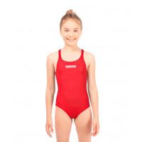 Купальник спортивный Solid Swim Pro Jr Red/White