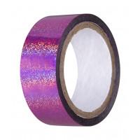 Скотч-лента для художественной гимнастики AGS-301 20 мм*15 м, розовый