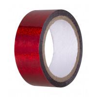 Скотч-лента для художественной гимнастики AGS-301 20 мм*15 м, красный