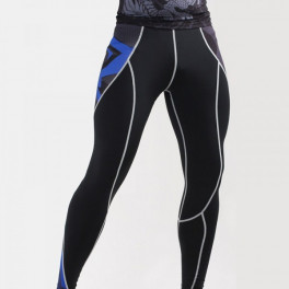Компрессионные штаны Kayten Iceberg Blue