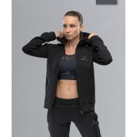 Женская спортивная толстовка Intense PRO FA-WJ-0101, черный