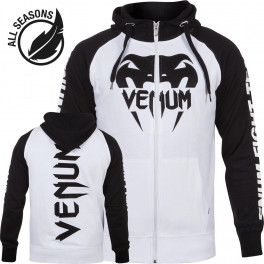 Толстовка Venum Pro Team 2.0 Summer series White Black