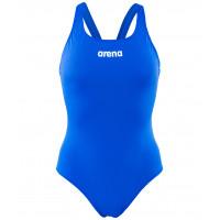 Купальник для плавания совместный Solid Swim Pro Royal/White, 2A242 072