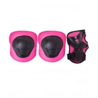 Комплект защиты Zippy, розовый
