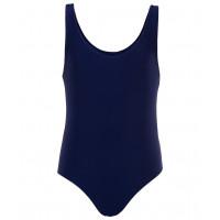 Купальник для плавания SC-4920, совместный, темно-синий