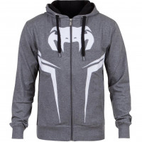 Толстовка venum shockwave 3 hoody grey