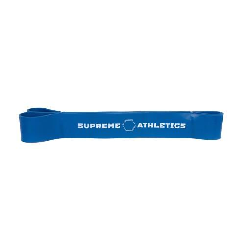 Резиновая петля supreme athletics синяя 25-70 кг