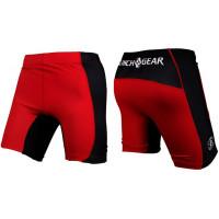 Компрессионные шорты Clinch Gear - red