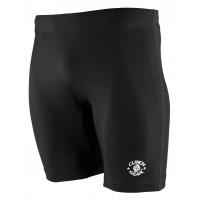 Компрессионные шорты сlinch gear - black