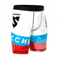 Компрессионные шорты SMMASH RUSSIA