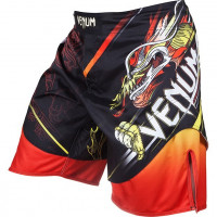 VENUM LYOTO MACHIDA RYUJIN FIGHTSHORTS - BLACKYELLOW