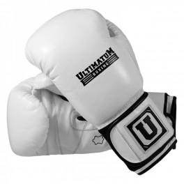 Спарринговые перчатки Ultimatum Gen3Spar white
