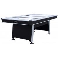 Аэрохоккей «ATOM» 7 ф (213,4 х 122 х 81,3 см, черный)
