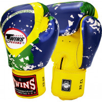 Боксерские перчатки Twins Brazil