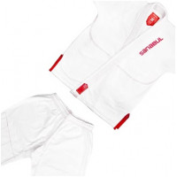 Детское gi bjj sanabul futur legend kids white